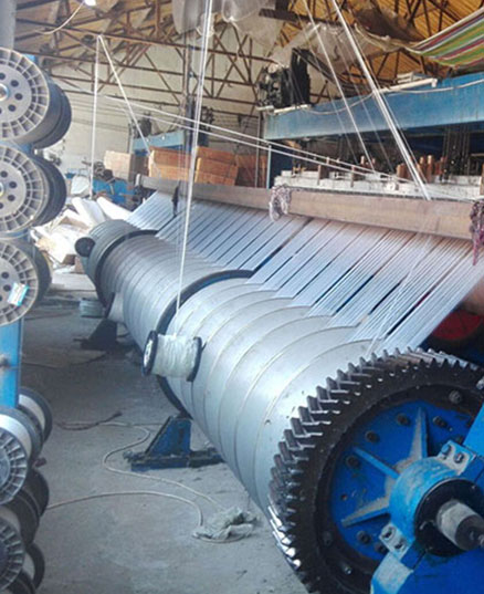 Полиэфирные спиральные сушильные машины